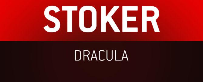 Copertina ebook - Dracula - Stoker