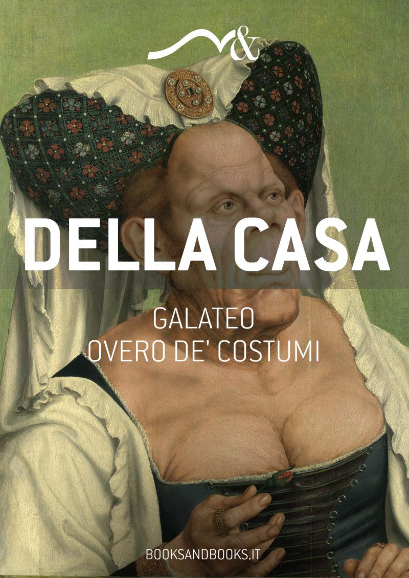 Copertina ebook - Galateo - Giovanni de la Casa