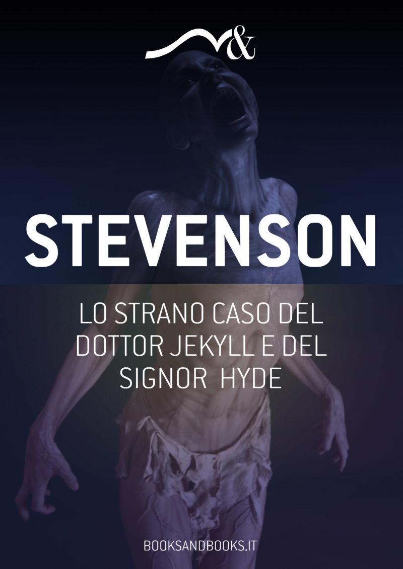 Copertina ebook - Lo strano caso del dottor Jekyll e del signor Hyde - Robert Luis