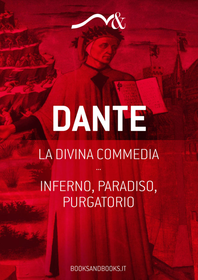 Copertina ebook - Divina Commedia - Dante