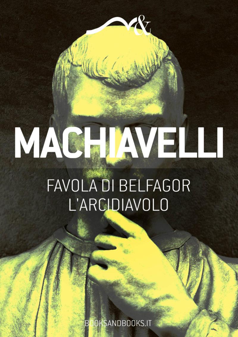 Copertina ebook - Favola di Belfagor - Nicolò Machiavelli