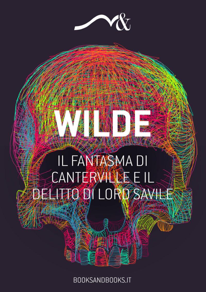 Copertina ebook - il fanstasma di canterville - Oscar Wilde