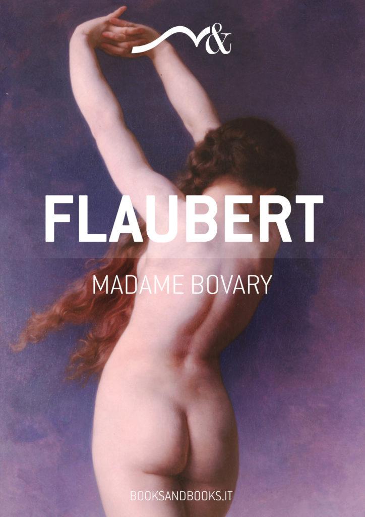 Copertina ebook - Madame Bovary - Gustave Flaubert