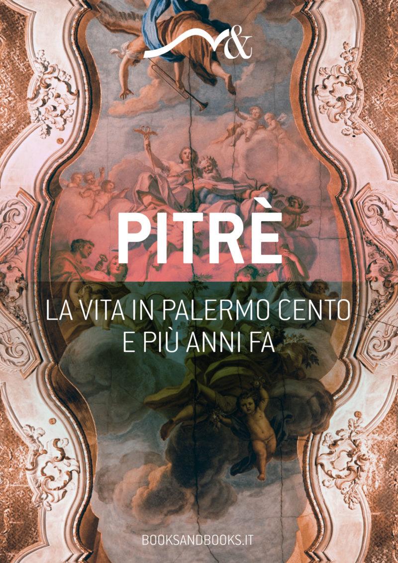 Copertina del libro di Giuseppe Pitrè