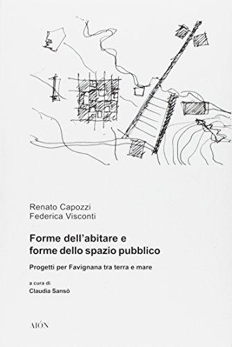 Forme dell'abitare e forme dello spazio pubblico. Progetti per Favignana tra terra e mare