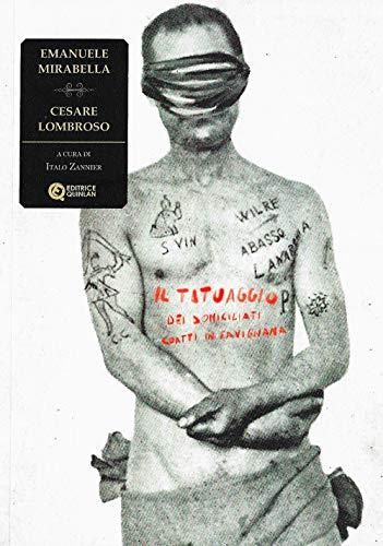 Il tatuaggio dei domiciliati coatti in Favignana