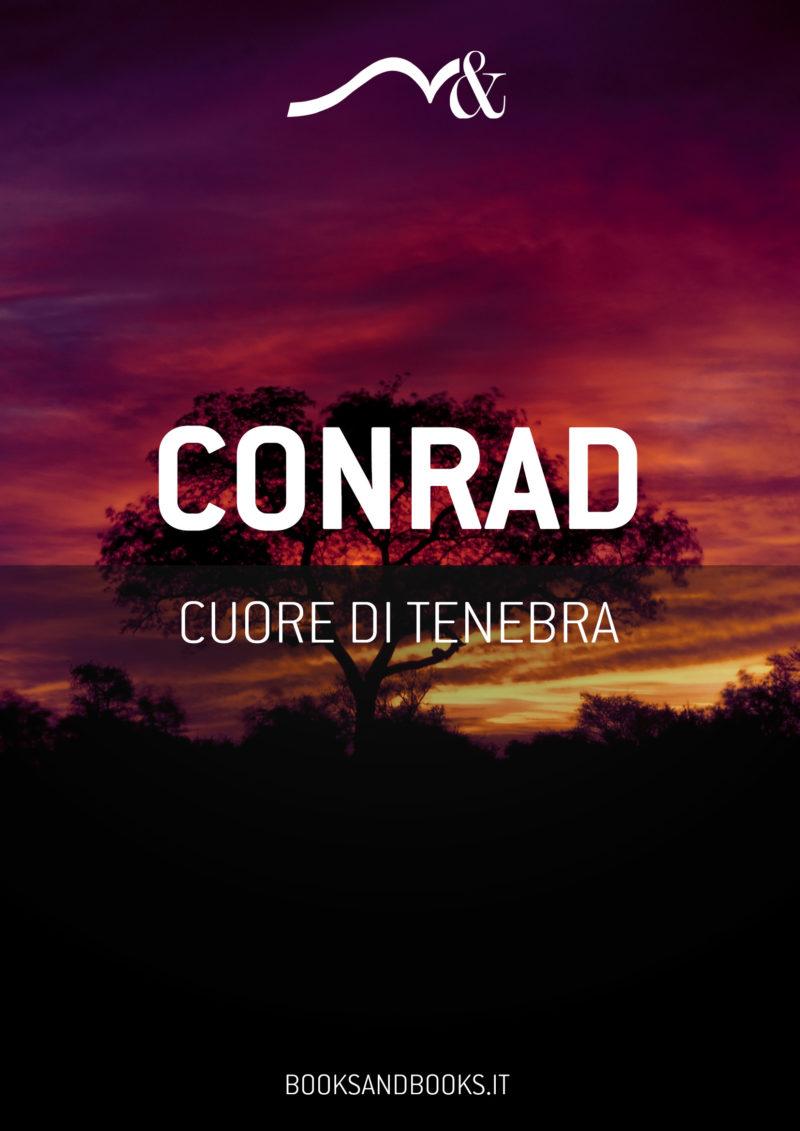 Copertina ebook - Cuore di Tenebra - Joseph Conrad
