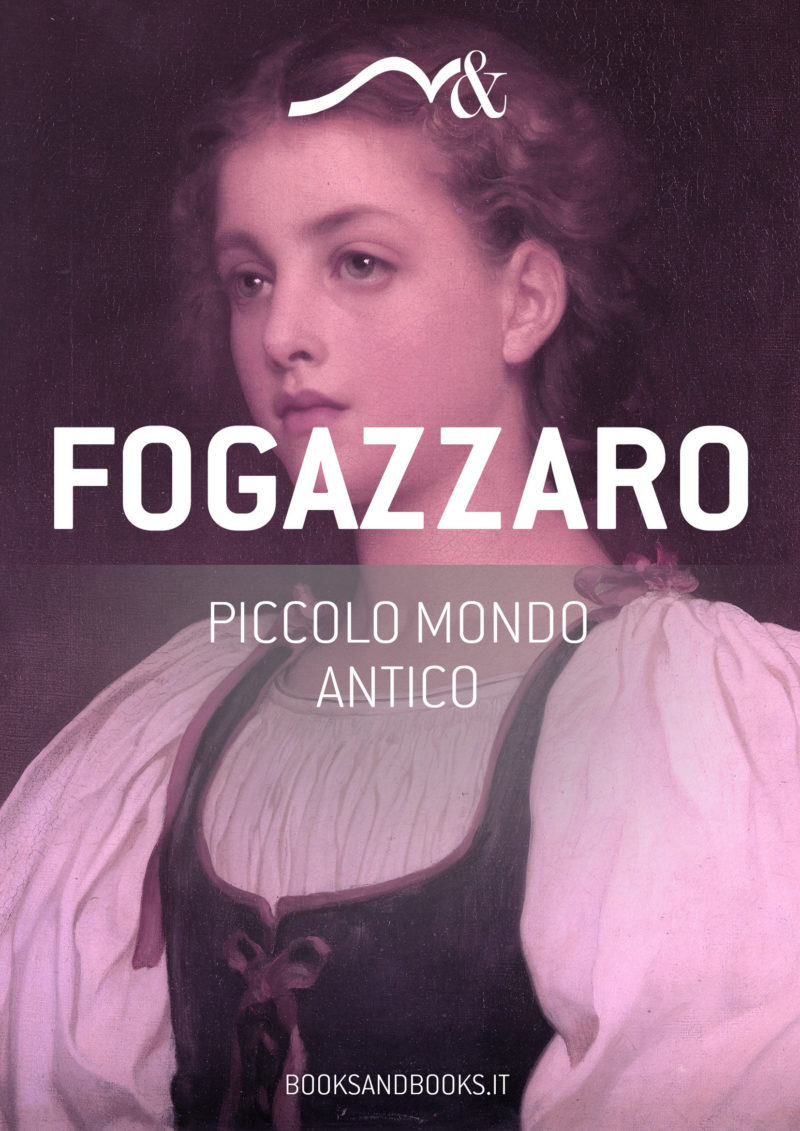 Copertina ebook - Piccolo mondo antico - Antonio Fogazzaro