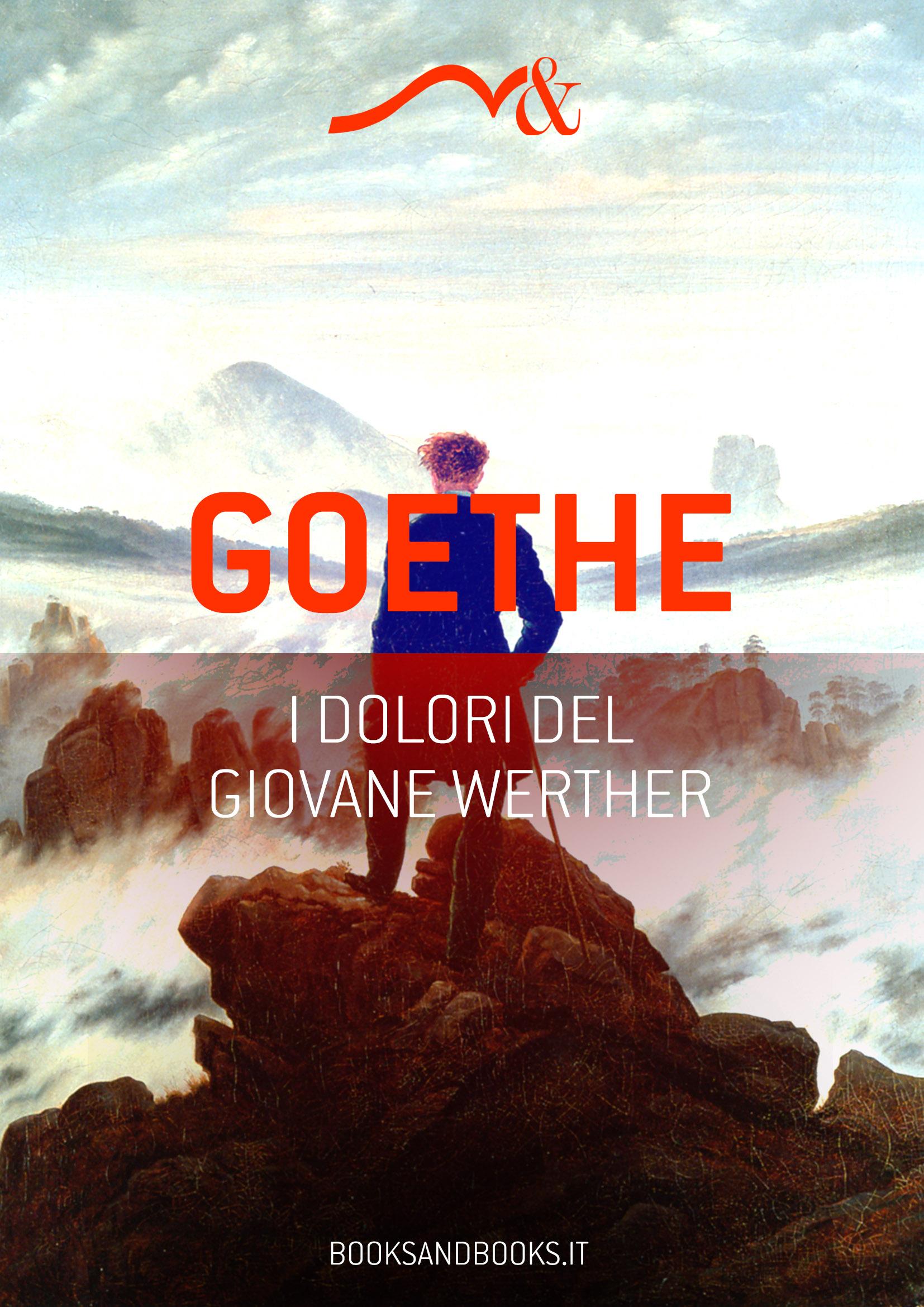 Copertina ebook - I dolori del giovane Werther - J. Wolfgang Goethe