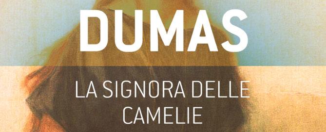 Copertina ebook - La signora delle camelie - Alexandre Dumas