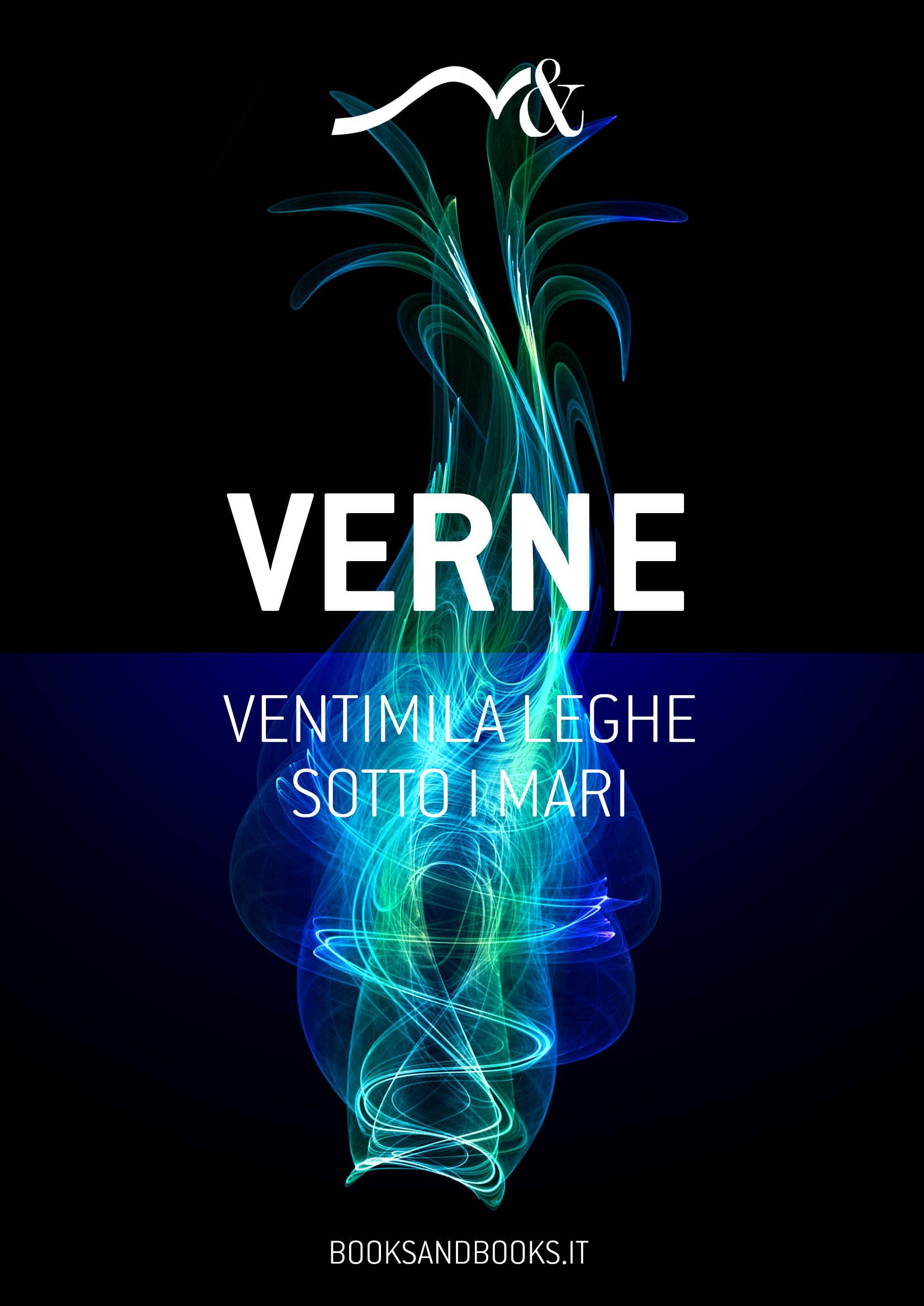 Ebook gratuito - Ventimila leghe sotto i mari - Jules Verne