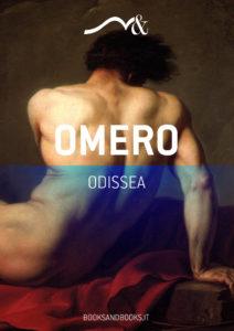 Copertina ebook - Odissea - Omero