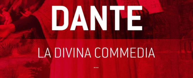 Copertina ebook - Divina Commedia - Dante