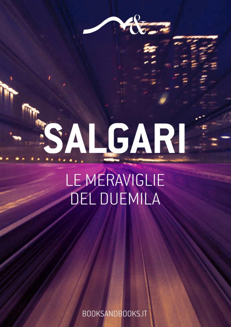 Copertina ebook - Salgari - Le Meraviglie del duemila