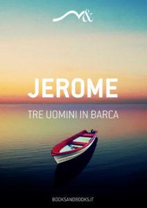 Copertina ebook - Tre uomini in barca – Jerome K. Jerome