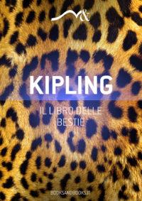 Copertina ebook - il libro delle bestie - Rudyard Kipling